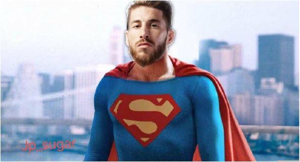 SuperManRamos