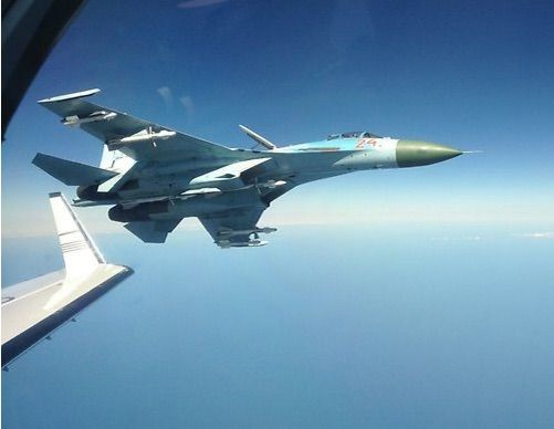aereo russo in svezia
