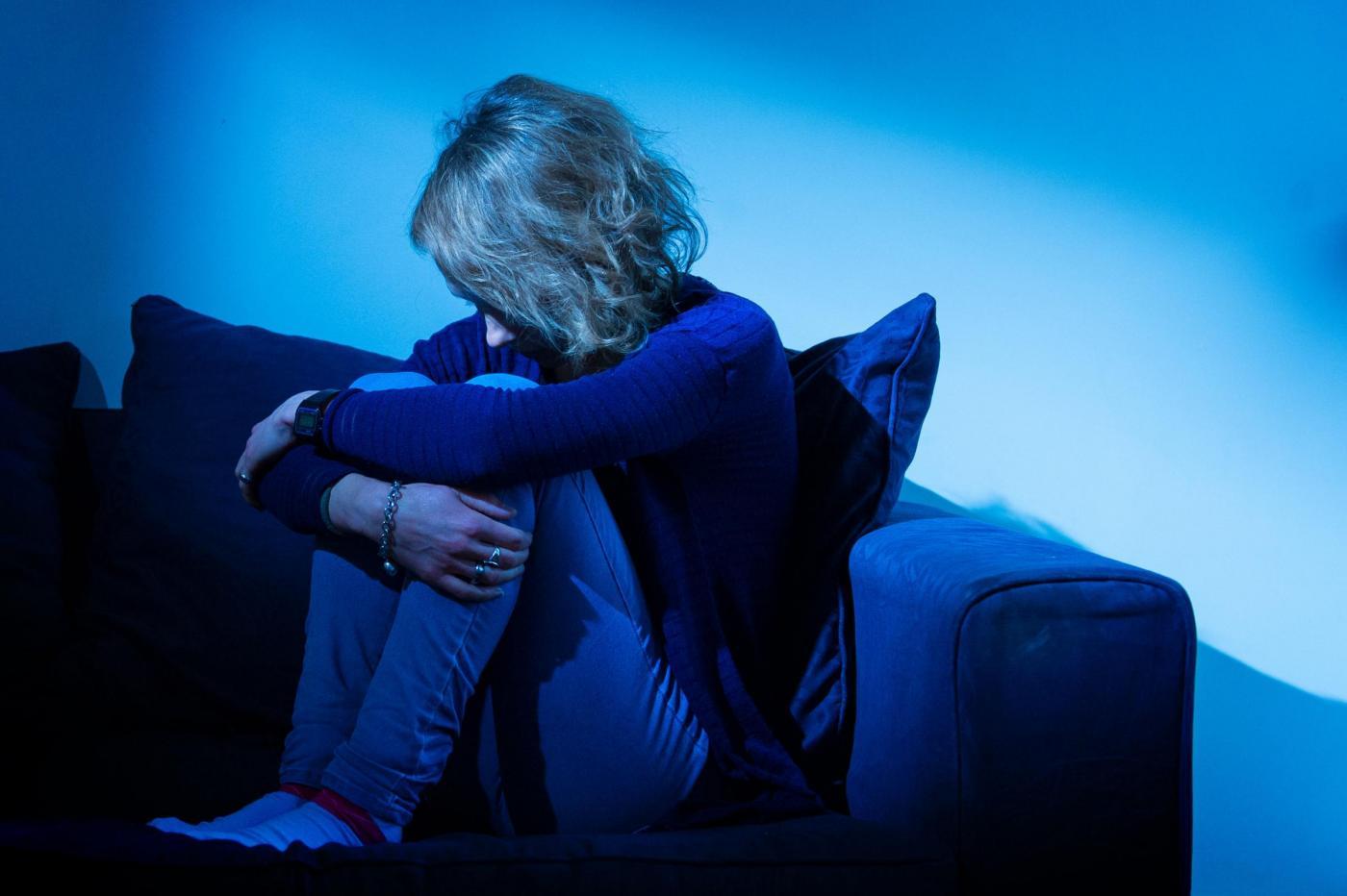 Depressione: sintomi fisici e mentali del male oscuro