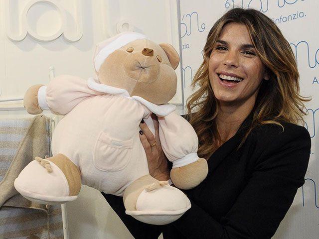 Elisabetta Canalis incinta del secondo figlio da Brian Perri?