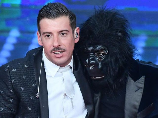 Occidentali's Karma Francesco Gabbani Eurovision