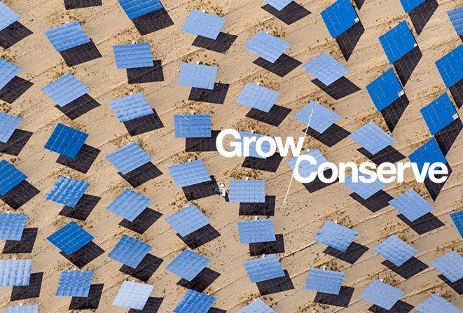 grow conserve