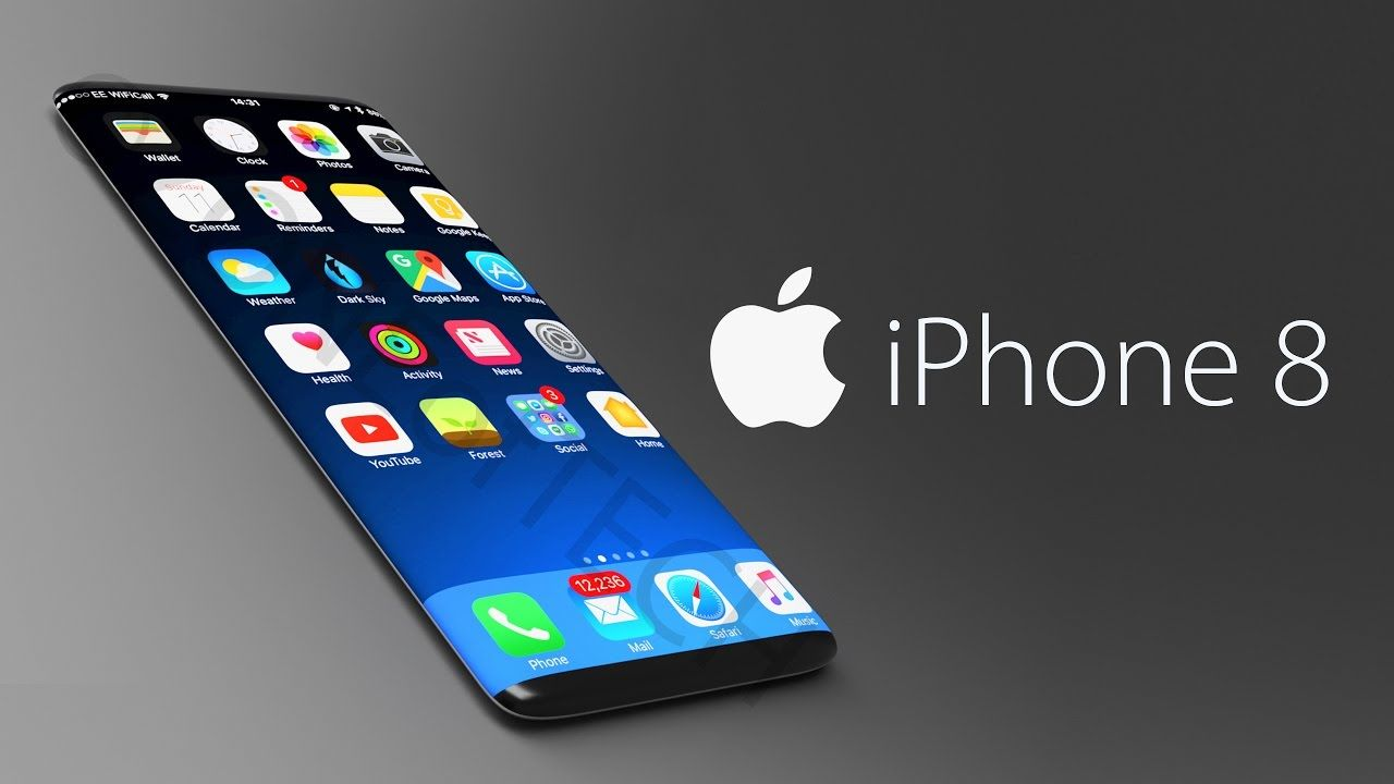 iPhone 8 pezzo generale