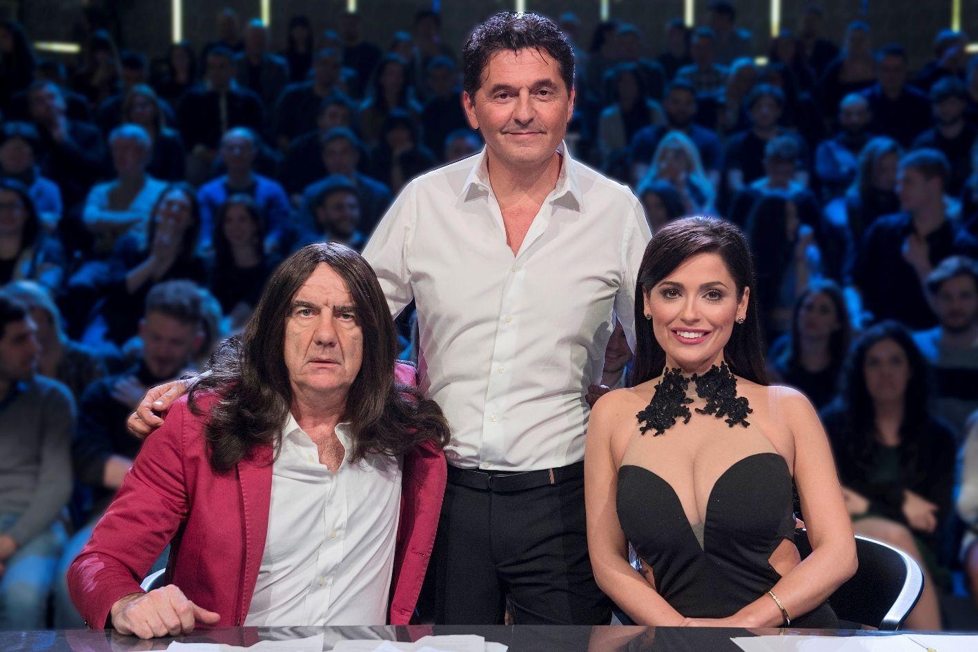 Su Italia Uno lo scherzo è perfetto… Il programma no