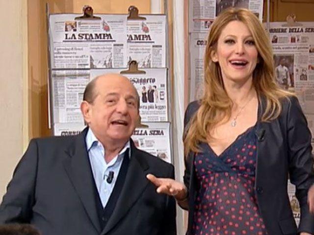 Giancarlo Magalli e Adriana Volpe: lite a I Fatti Vostri sulla… età