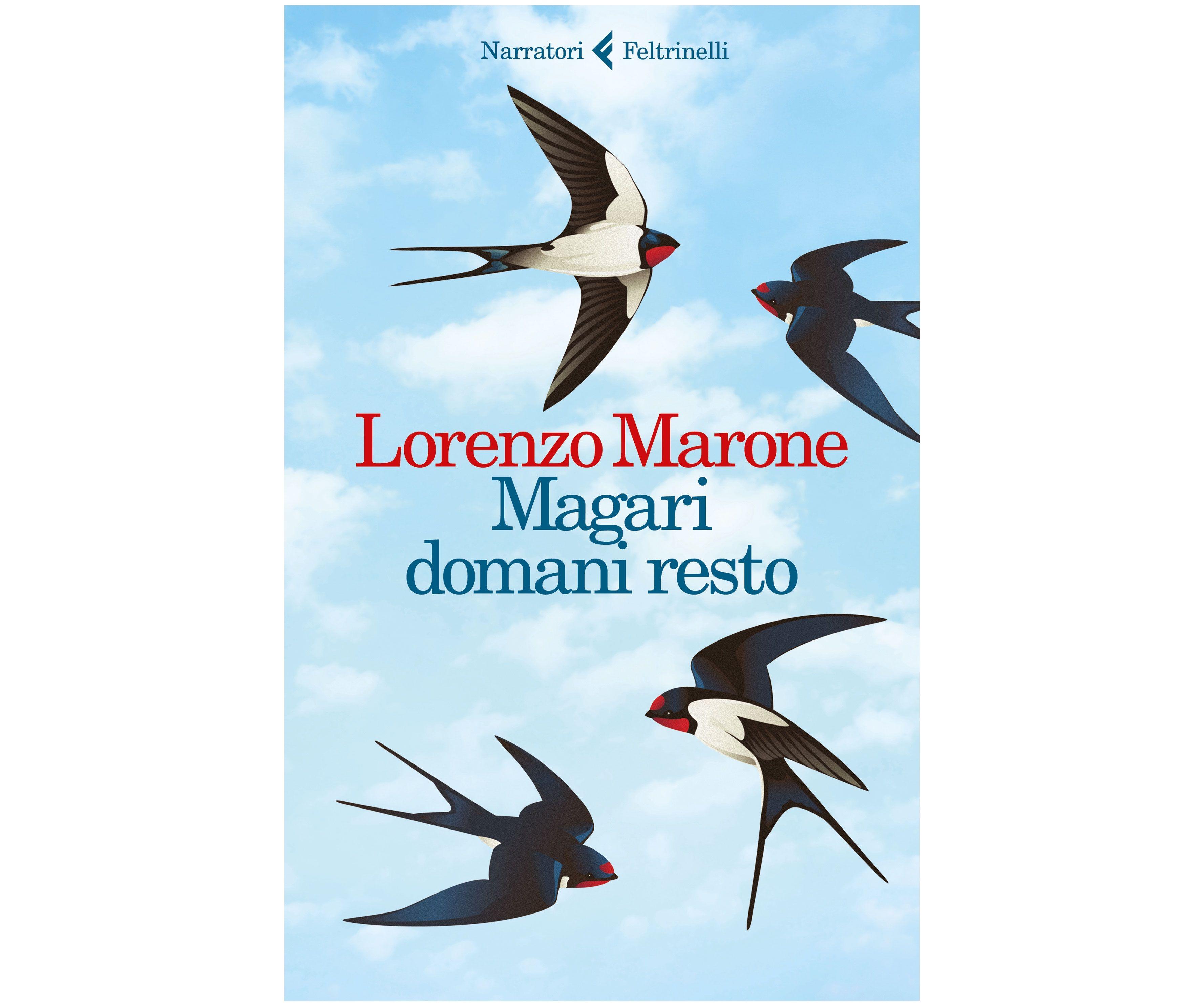 Magari domani resto, il libro di Lorenzo Marone: 'Racconto la mia Napoli popolare'