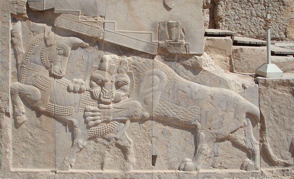 mesopotamia equinozio bassorilievo