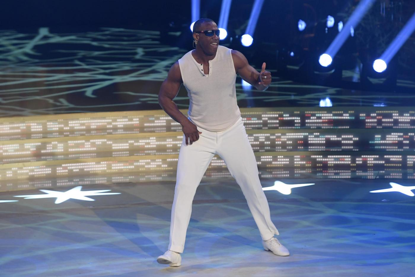 Oney Tapia Ballando con le stelle