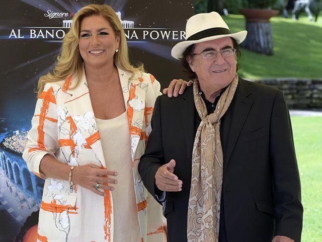 Al Bano e Romina Power: concerti 2017, tre date in estate
