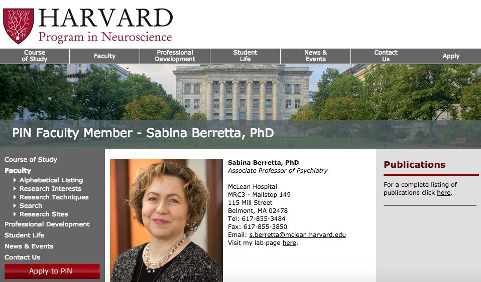 In Italia non la volevano neanche come bidella, scienziata italiana ora è capo ricerca ad Harward