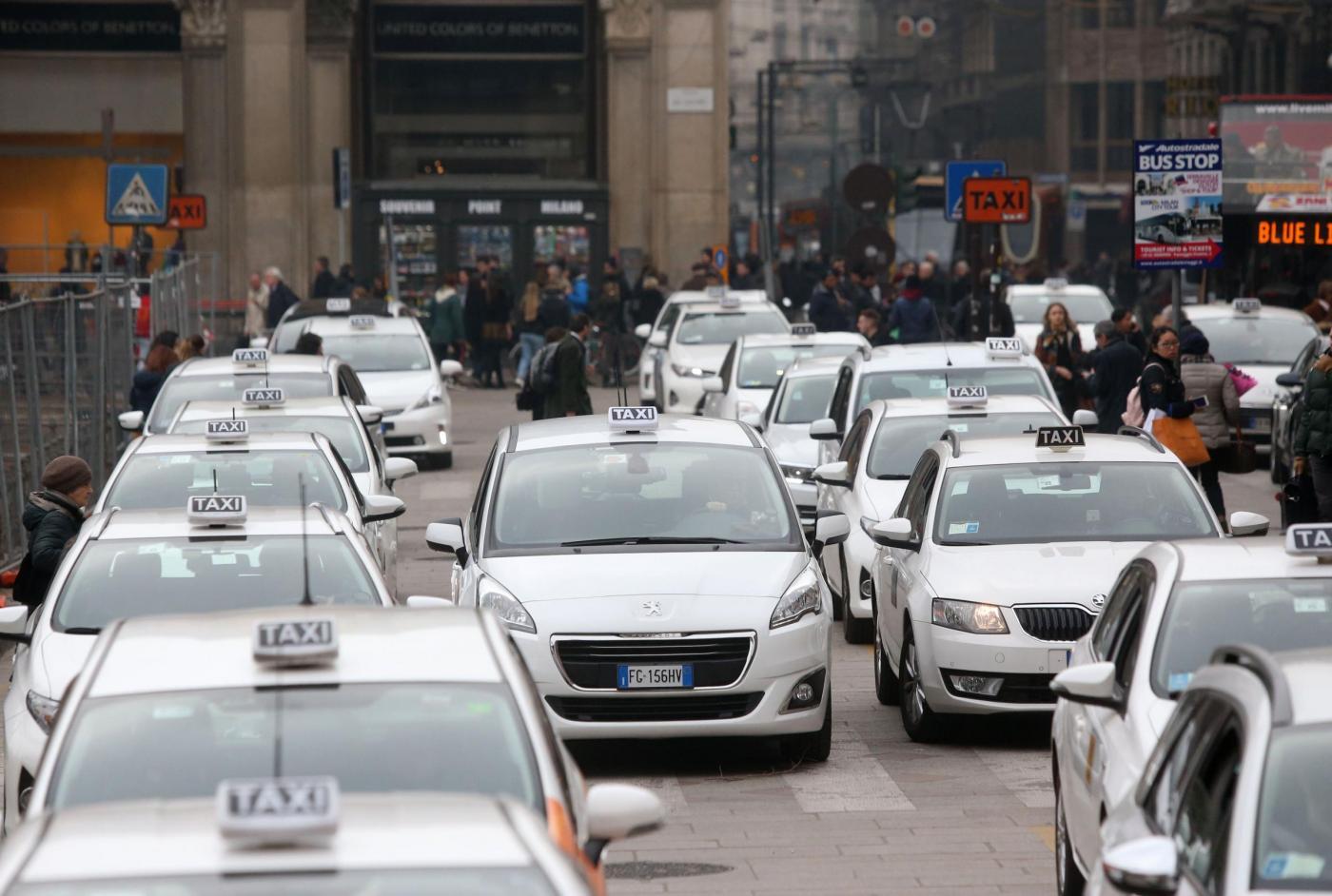 Sciopero Taxi 23 marzo 2017: Roma, Milano e Torino, ultime notizie