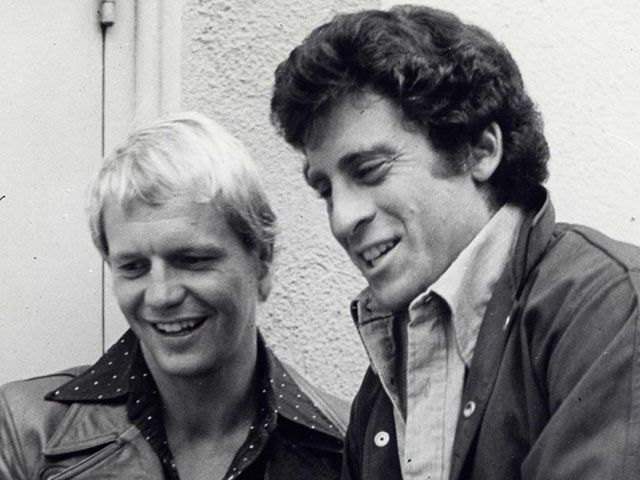 Starsky & Hutch oggi Paul Michael Glaser David Soul