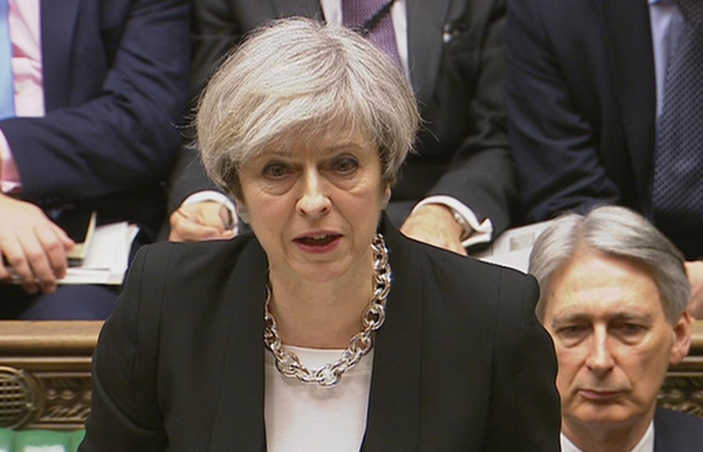 Londra, il discorso di Theresa May al parlamento all'indomani dell'assalto terrorista
