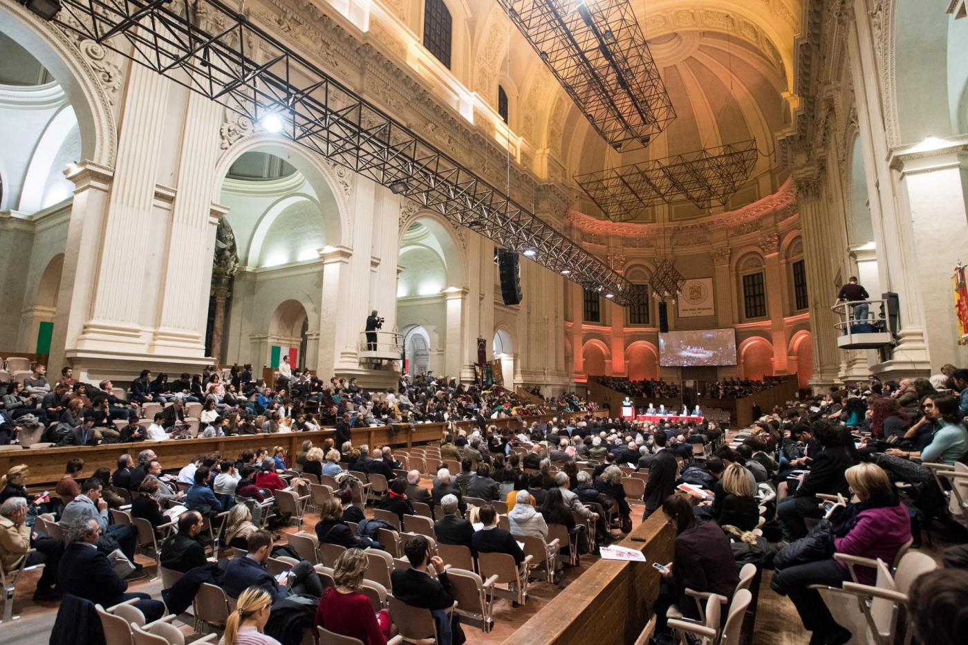 Università di Bologna, inaugurazione anno accademico 2016 2017