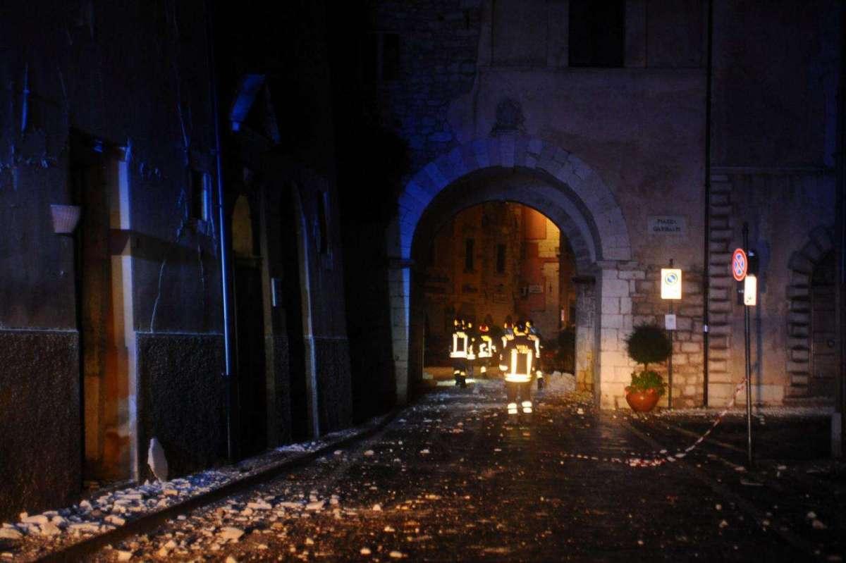 Terremoto in Abruzzo: Campli, il paese rimasto senza chiese