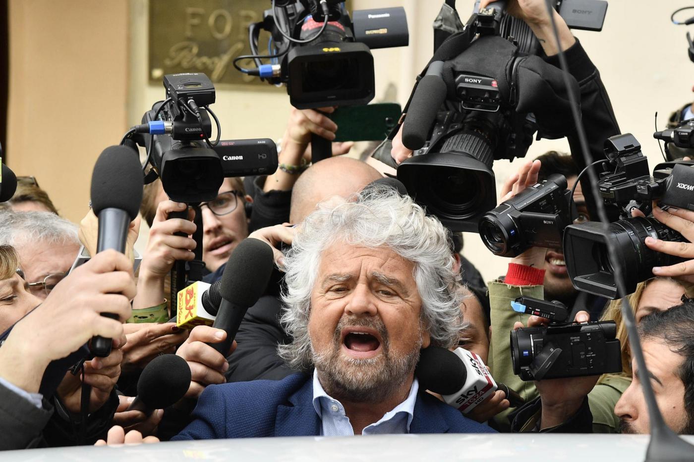 Classifica libertà di stampa: l'Italia guadagna 25 posizioni (nonostante Beppe Grillo)