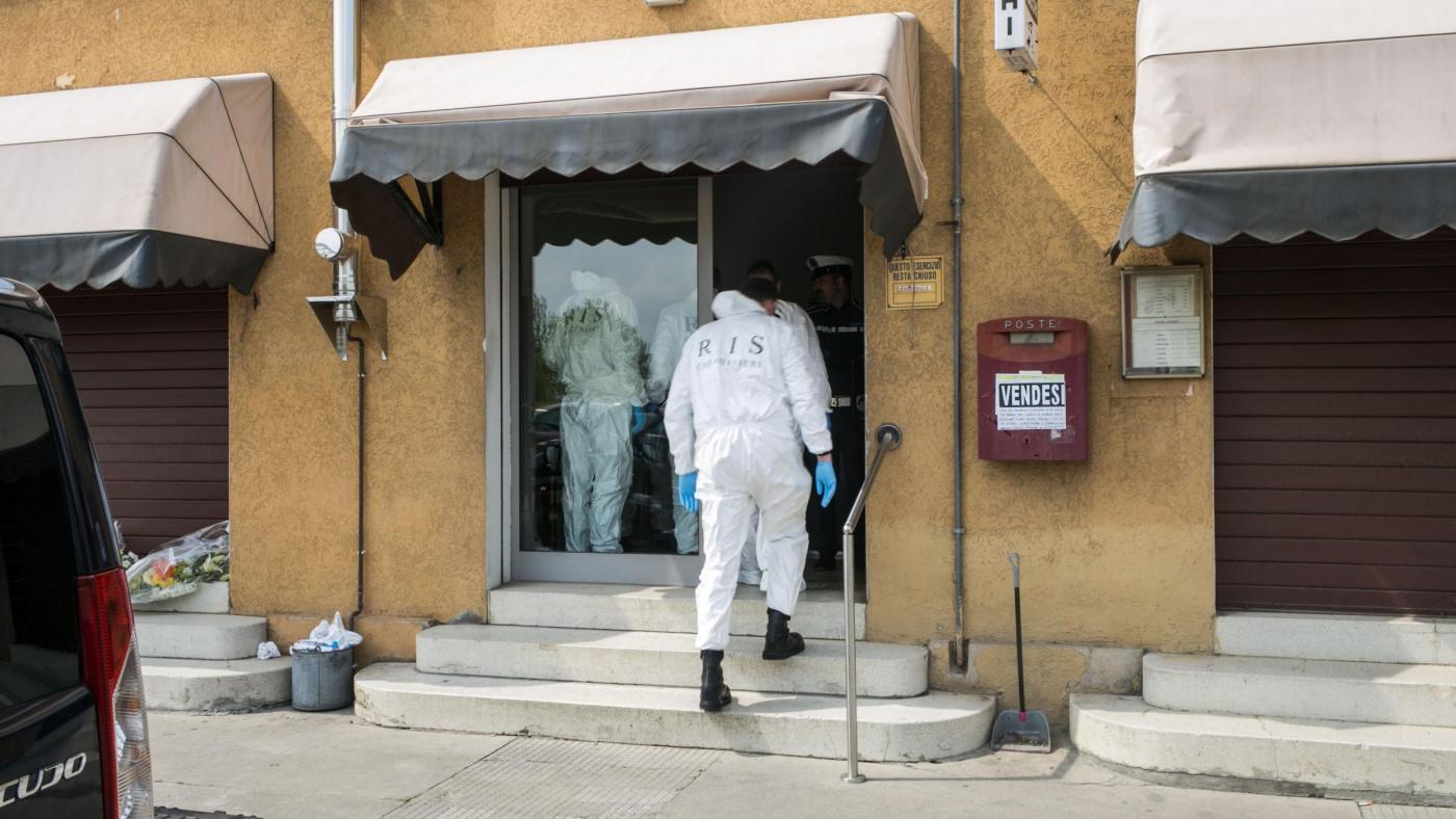 Barista ucciso da un ladro nel suo locale a Budrio in via Riccardina