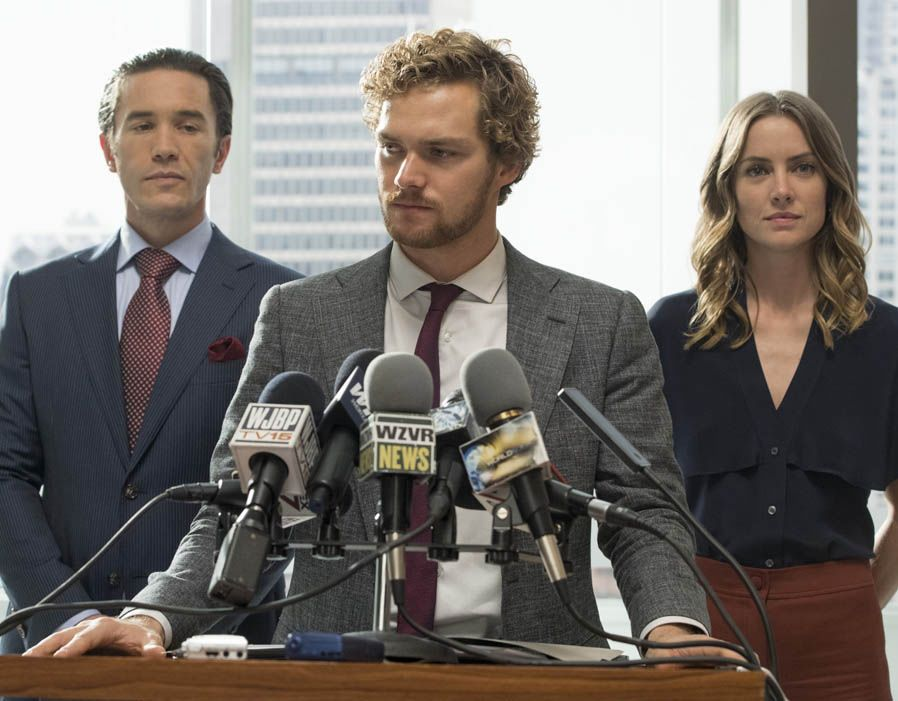 Danny Rand, Iron Fist
