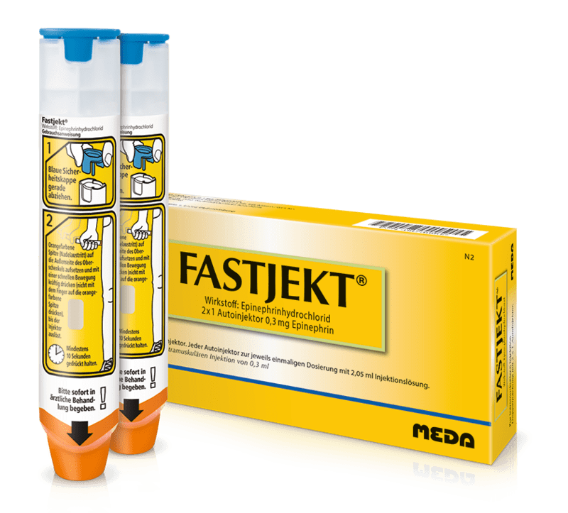 FASTJEKT ritiro farmaco anti shock anafilattico