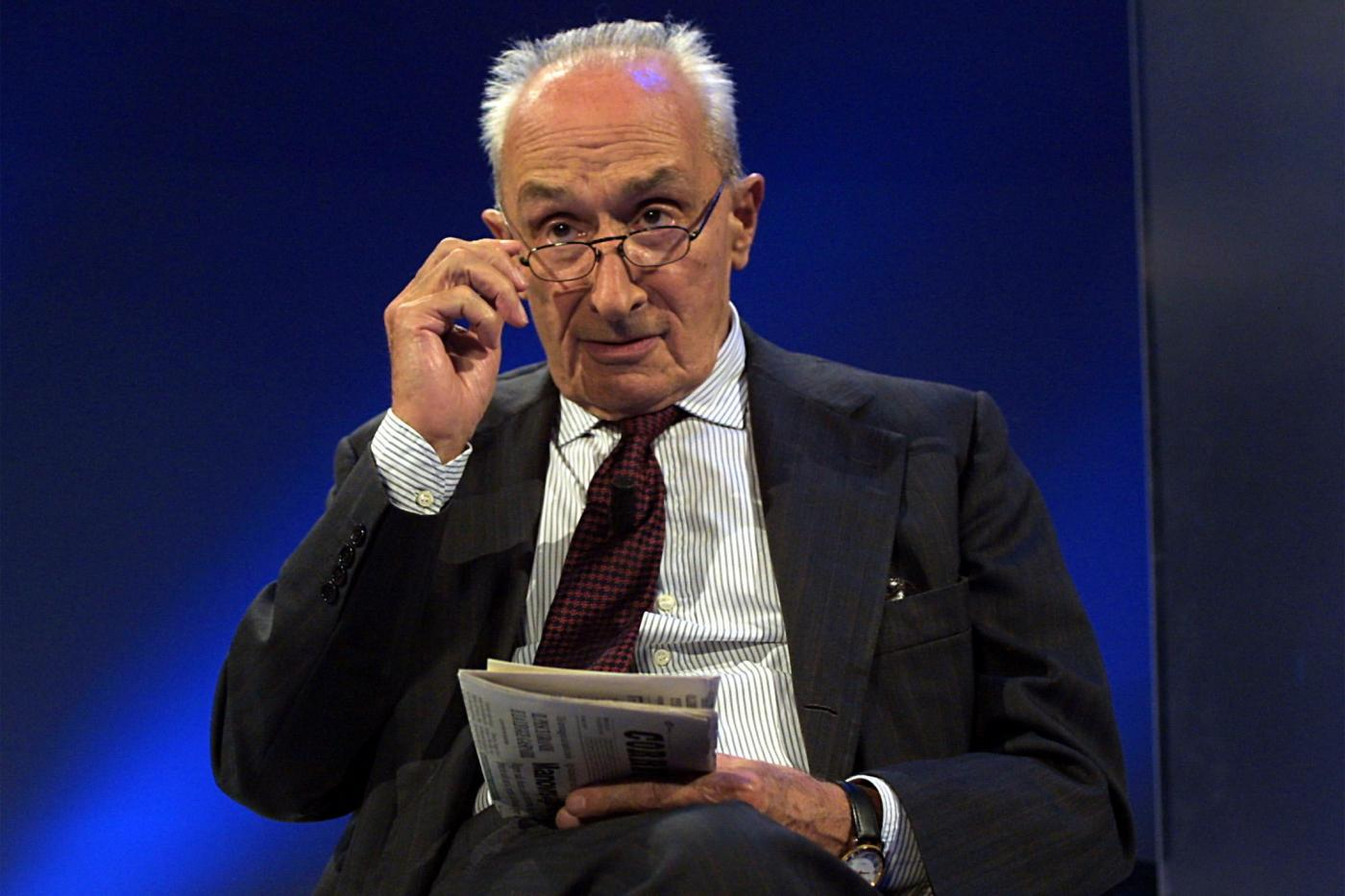 Muore il polititologo Giovanni Sartori, aveva 92 anni   Immagini di repertorio