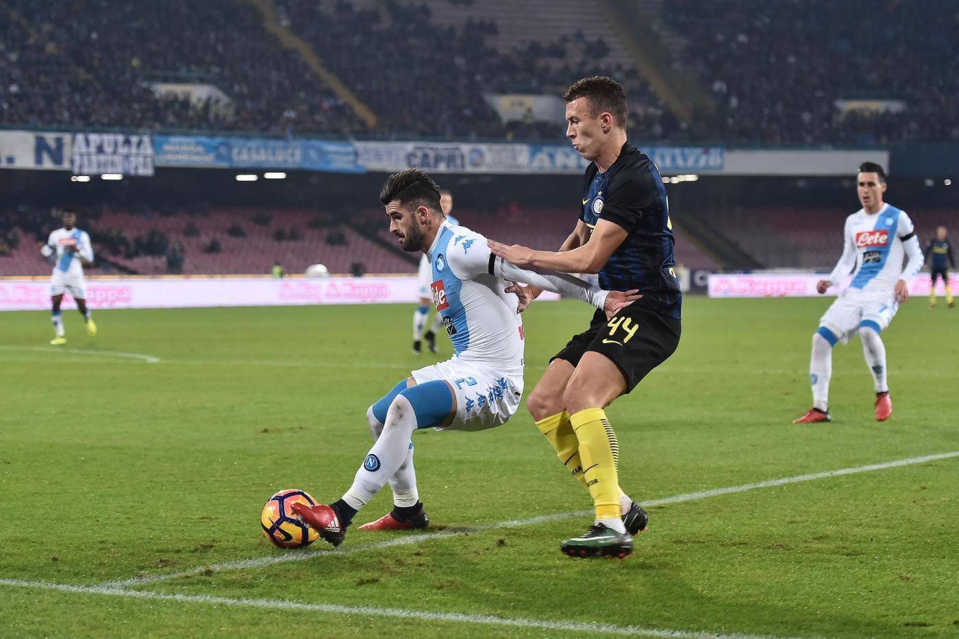 Napoli vs Inter Serie A Tim 2016/2017