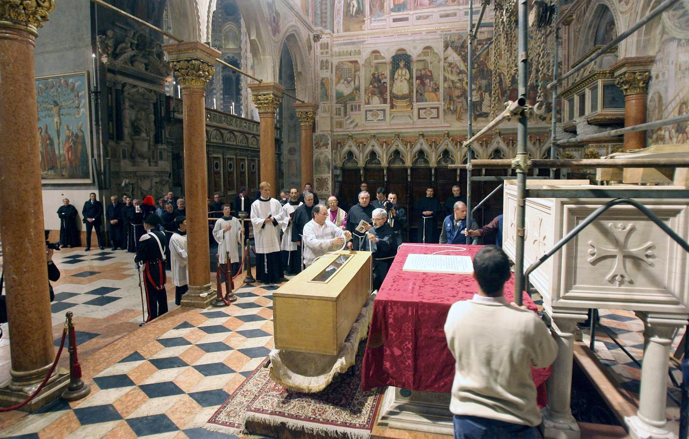 Miracolo di Sant'Antonio a Padova