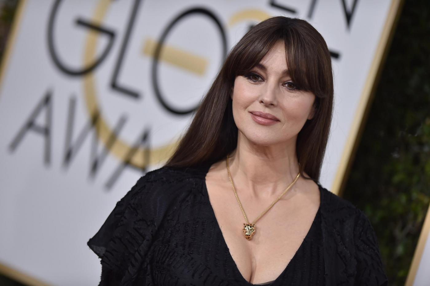 Monica Bellucci: 'L'età non è più un ostacolo'