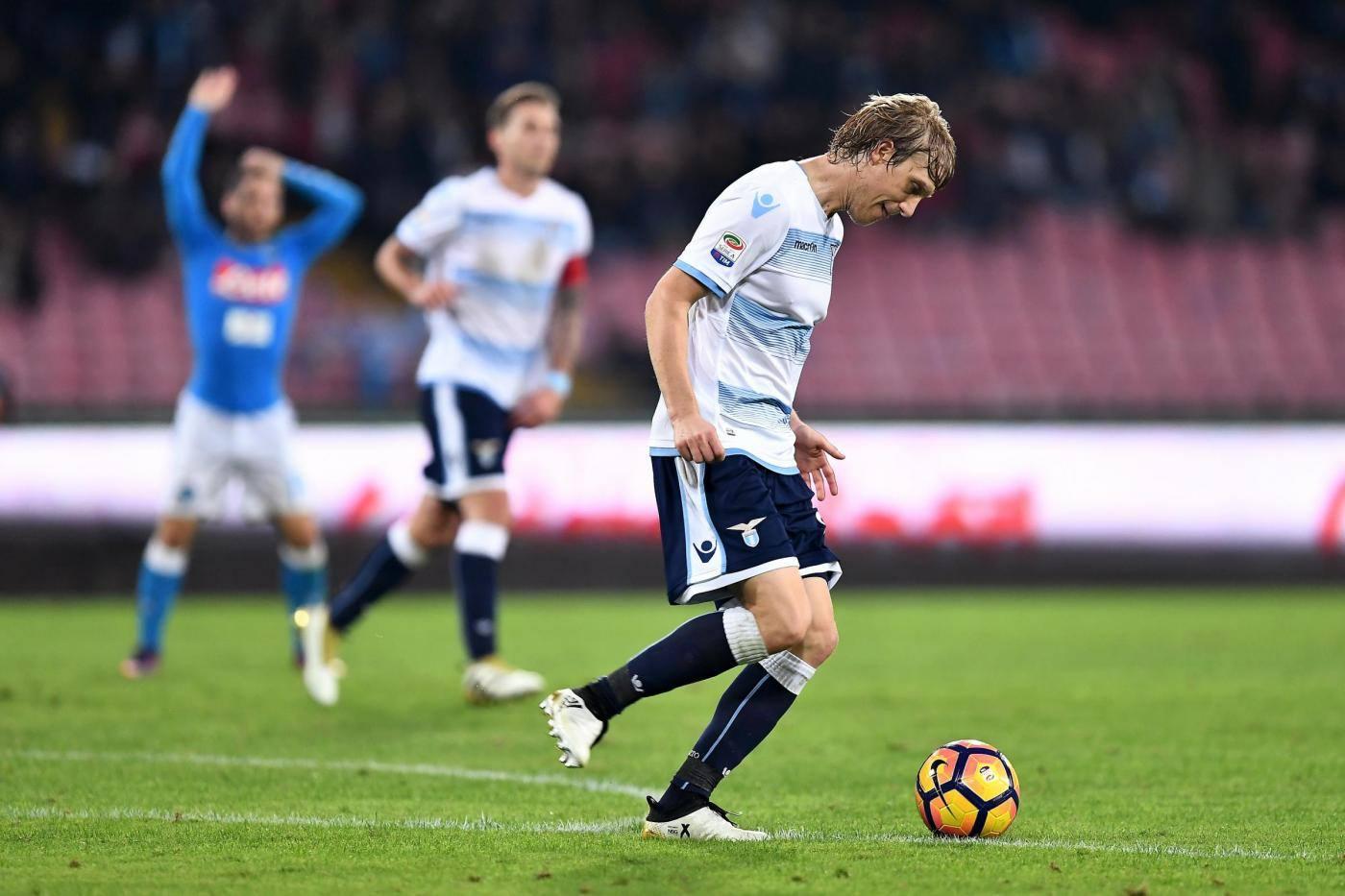 Lazio-Napoli: probabili formazioni