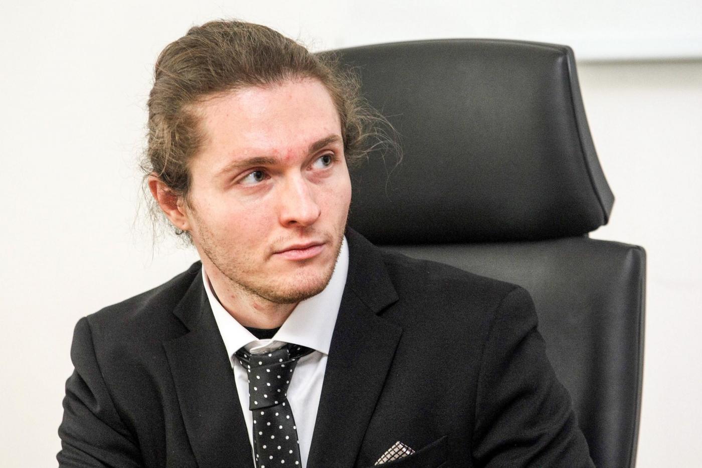 Raffaele Sollecito chiede allo Stato tre milioni per essere stato in carcere