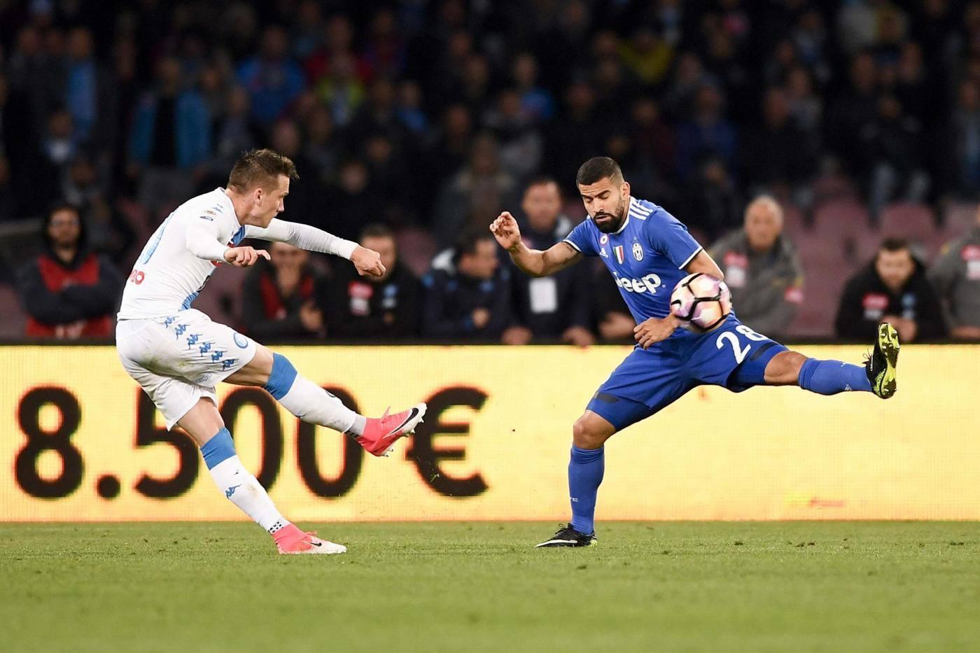 Napoli-Juventus Coppa Italia: probabili formazioni