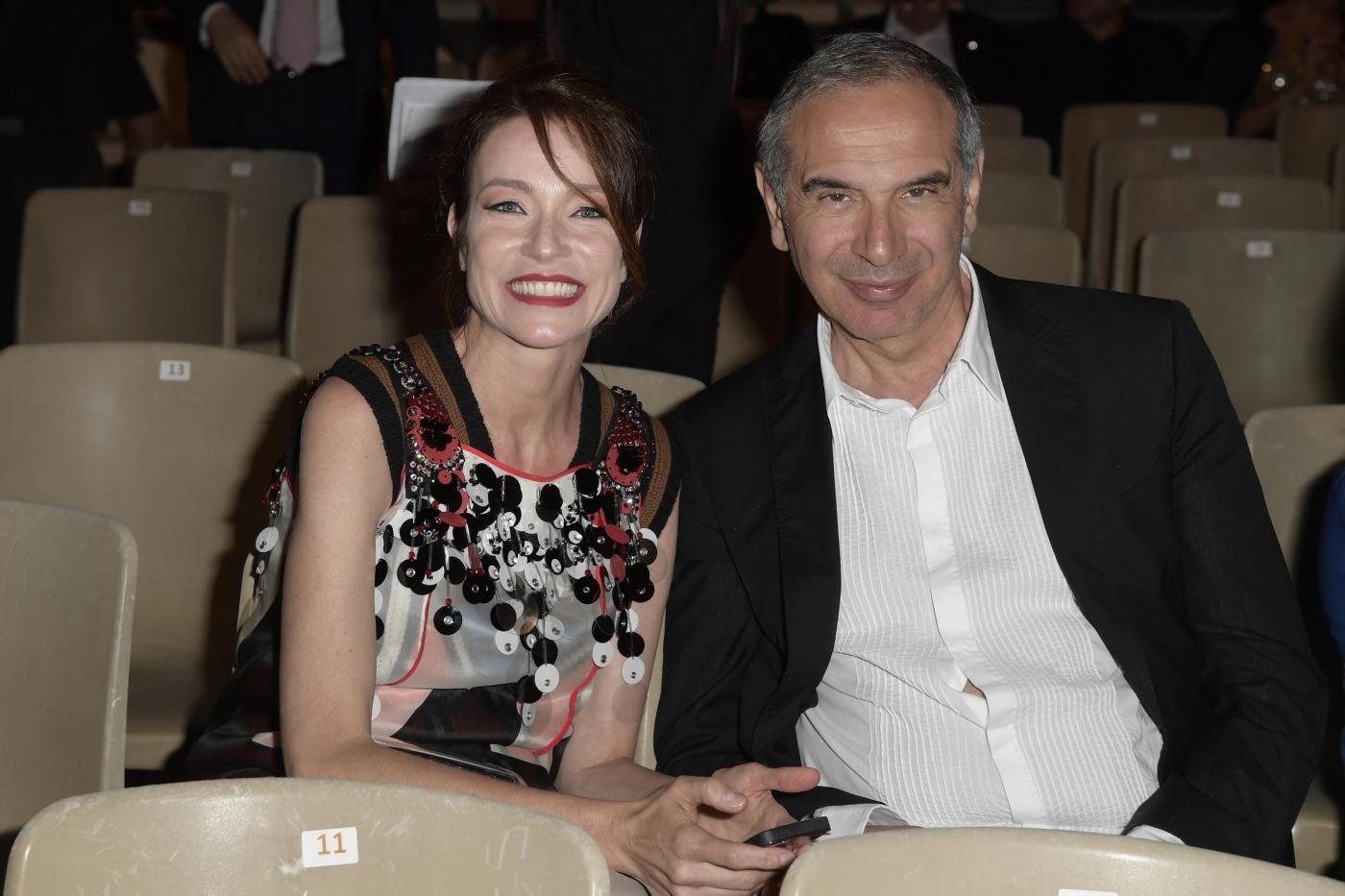 Stefania Rocca e Carlo Capasa, matrimonio segreto a New York