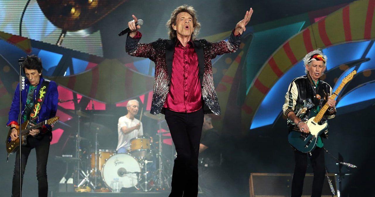 Rolling Stones ole ole ole