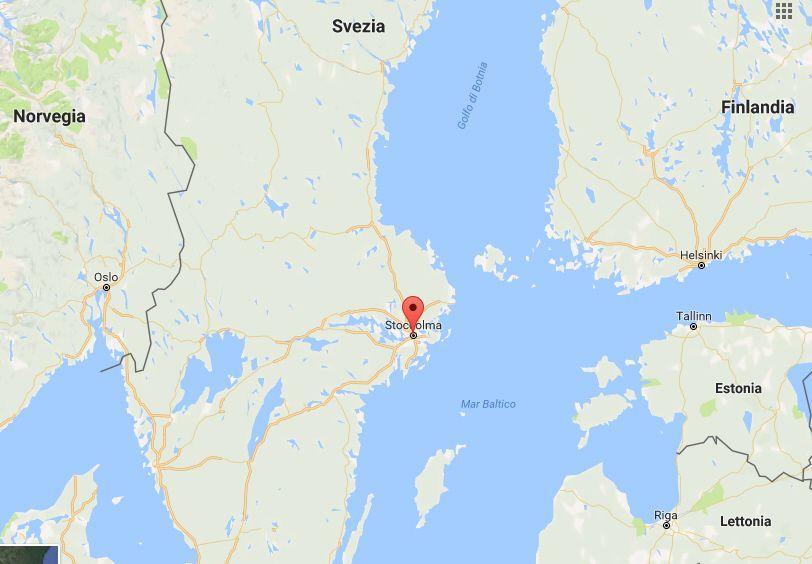 Dove si trova Stoccolma? Boom di ricerche dopo l'attentato terroristico