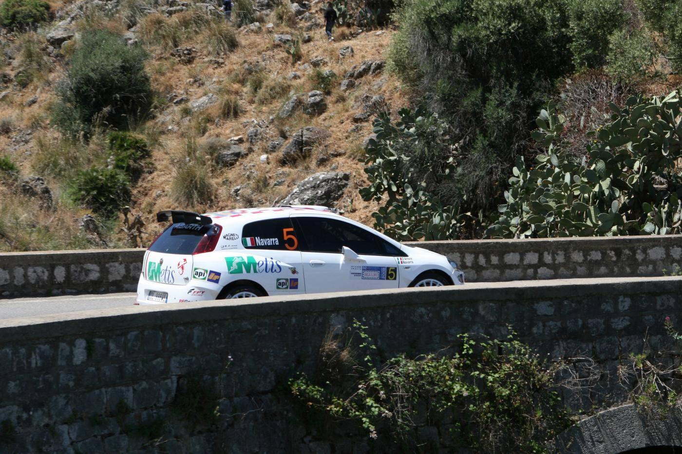 Incidente al rally Targa Florio: morti Giuseppe Laganà e Mauro Amendolia