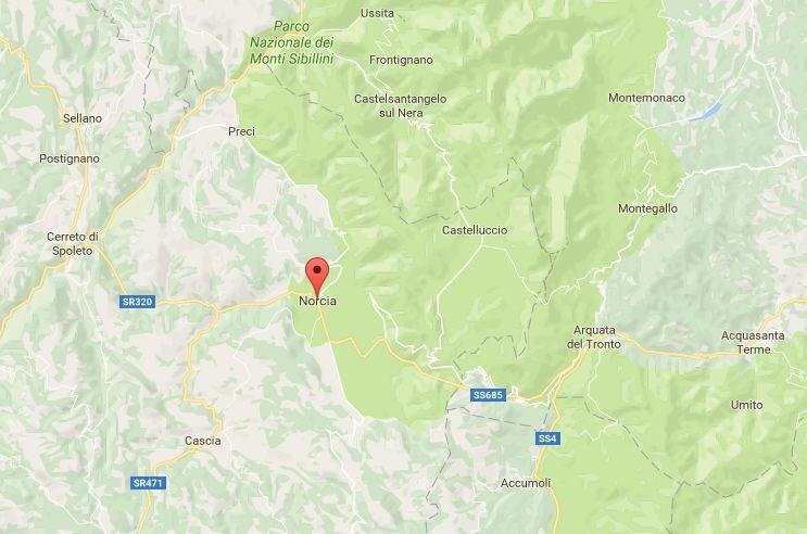 Terremoto in Umbria e Marche, oggi 20 aprile 2017: colpite le province di Perugia e Macerata