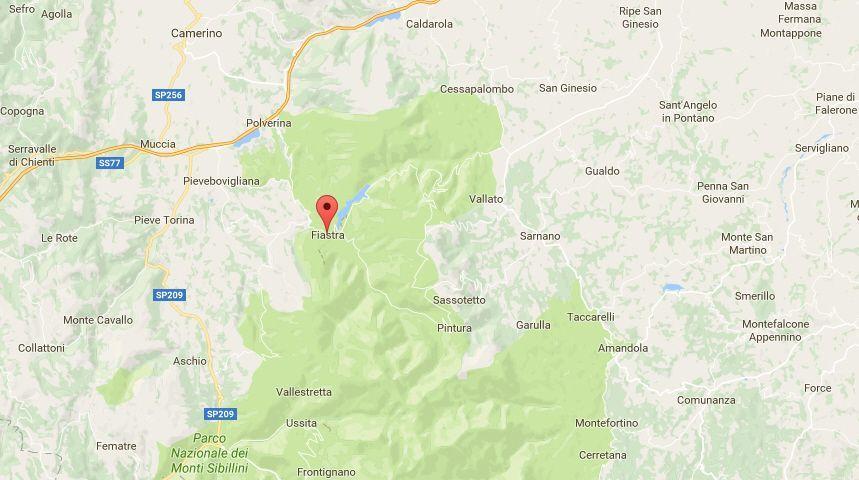 Terremoto a Rieti, oggi, 19 aprile 2017, scosse anche nel resto del Centro Italia