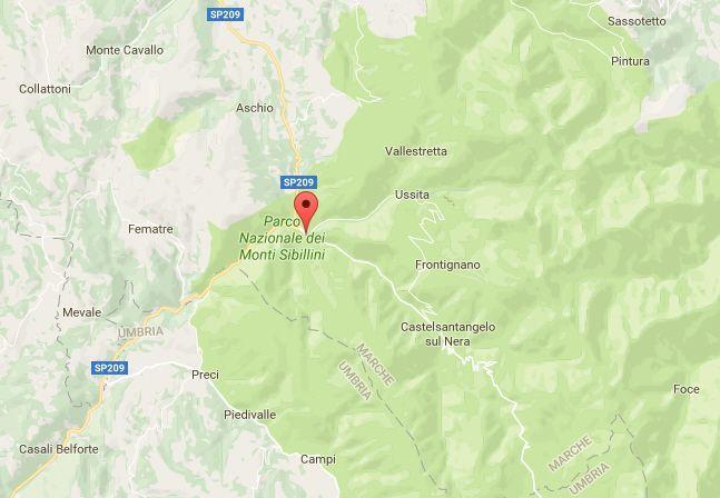 Terremoto a Macerata: torna la paura in Centro Italia