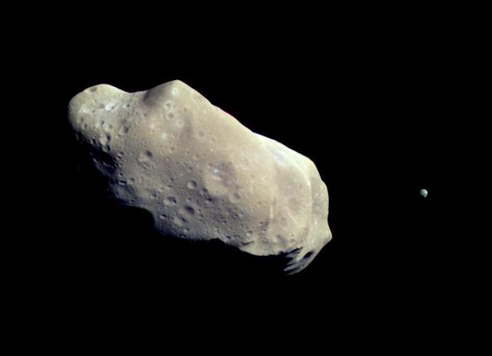 Asteroide Terra 2017: il corpo celeste passerà a due milioni di chilometri