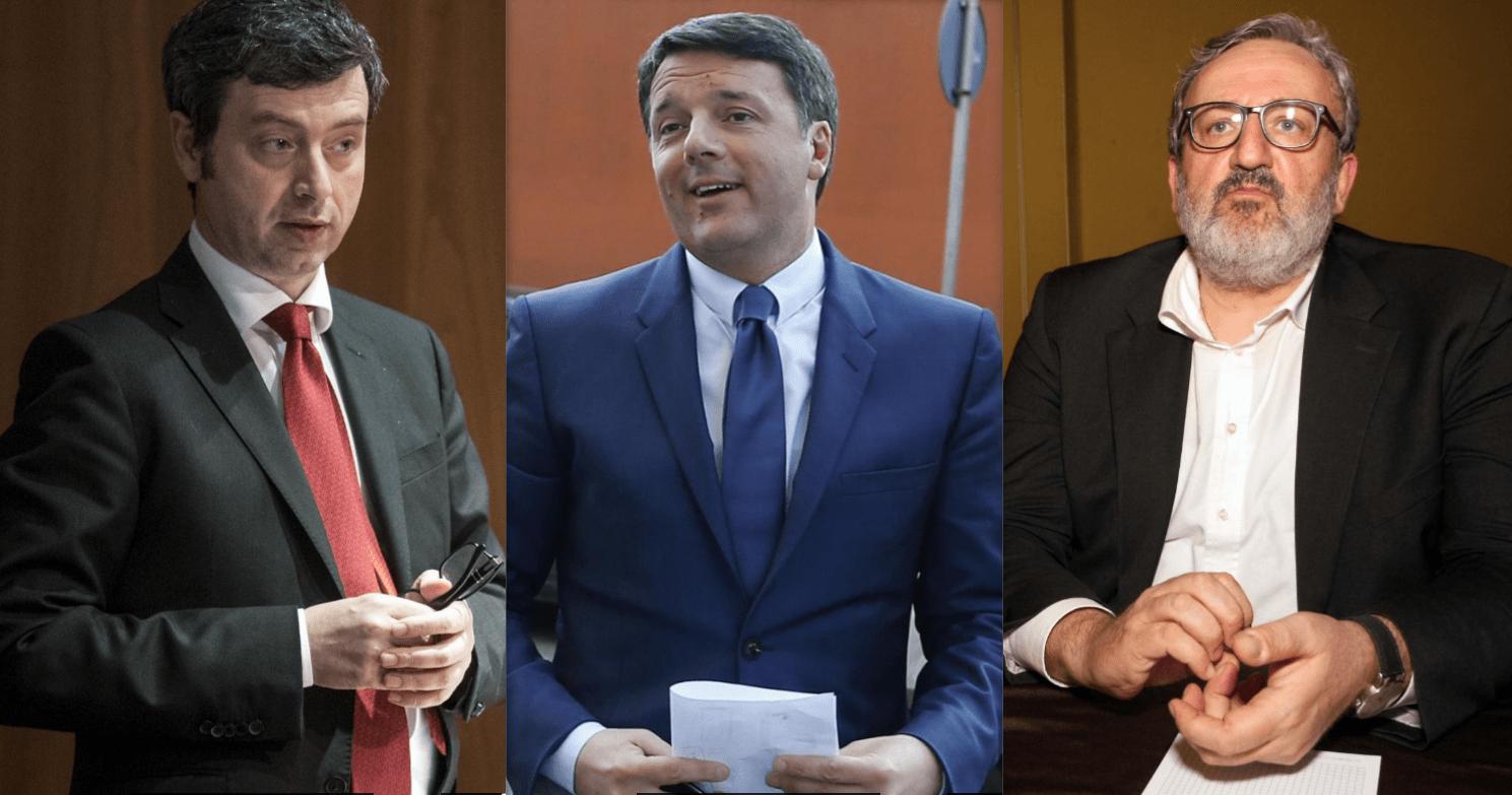 candidati primarie pd
