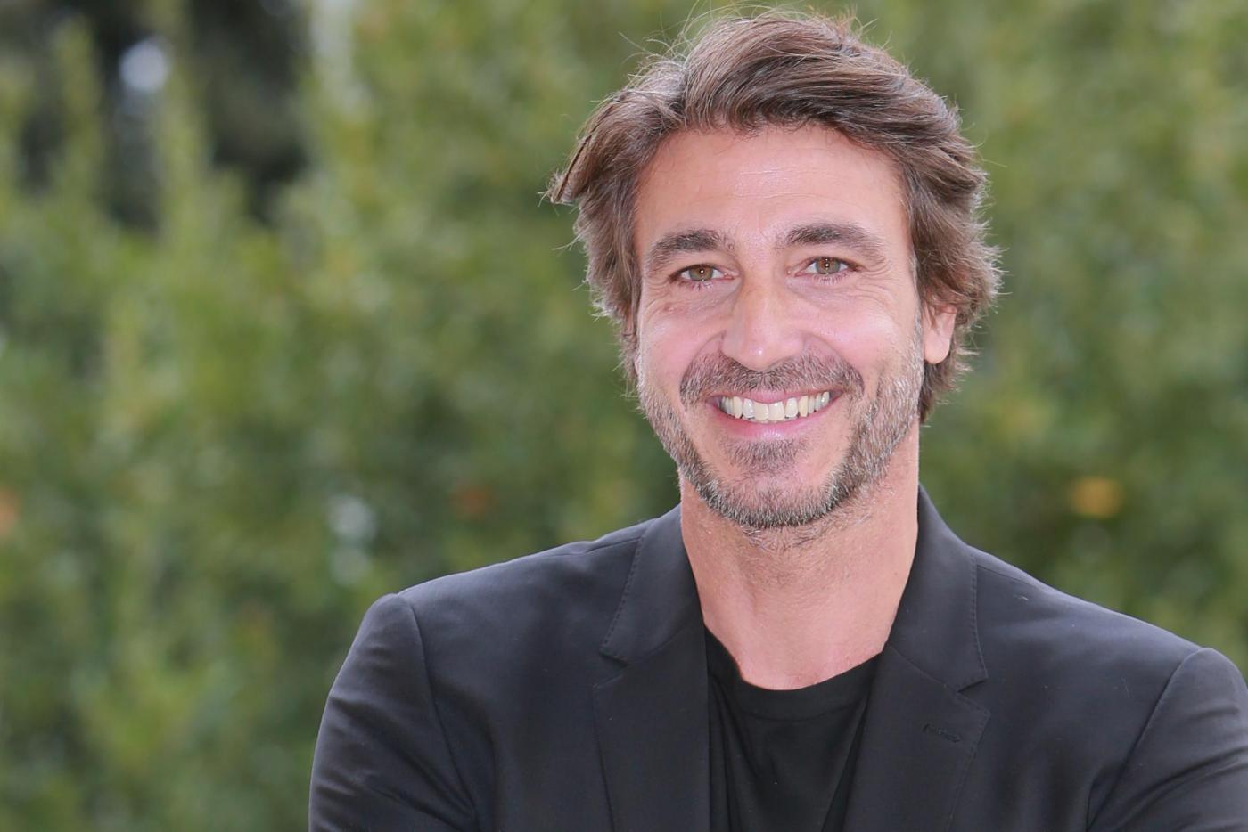 Daniele Liotti papà