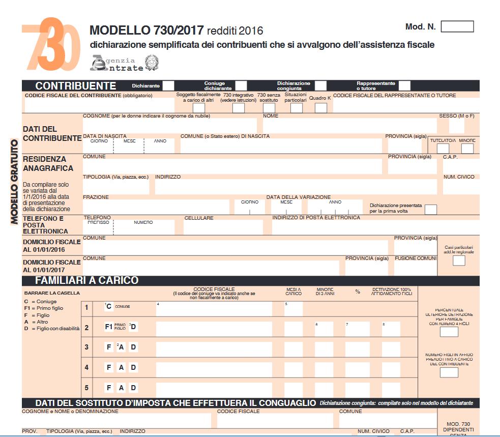 Modello 730, detrazioni per figli a carico e altri familiari: elenco e calcolo delle agevolazioni