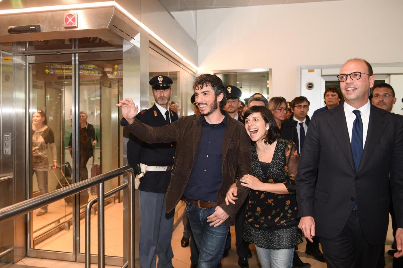 Gabriele Del Grande è libero: il giornalista arrestato in Turchia torna in Italia