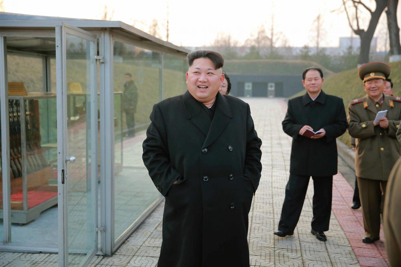 Kim Jong un annuncia: abbiamo la bomba all'idrogeno