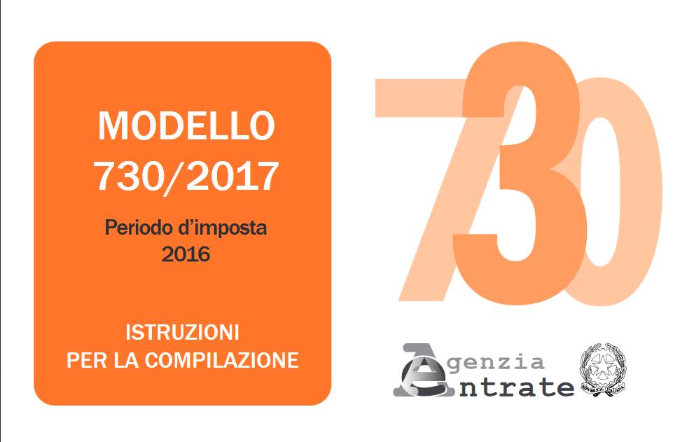 730 precompilato 2017: istruzioni e scadenza della dichiarazione precompilata da inviare all'Agenzia delle Entrate