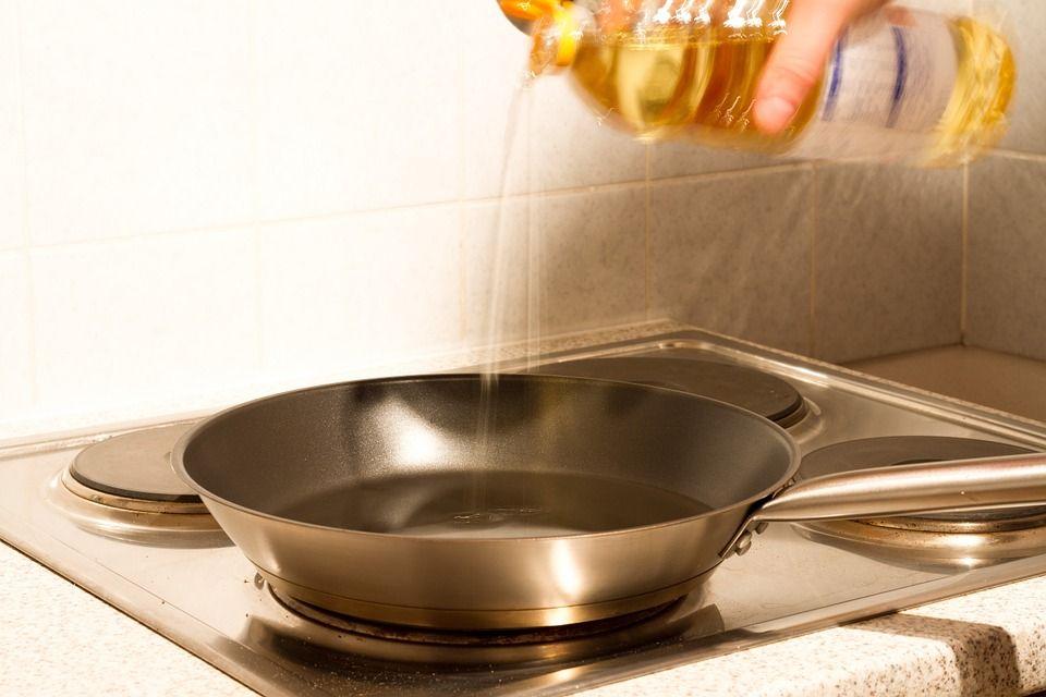 olio cucina