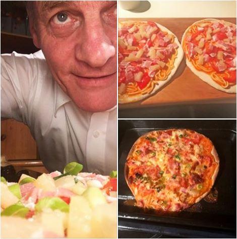 Primo ministro neozelandese cucina pizza con spaghetti, orrore e sdegno