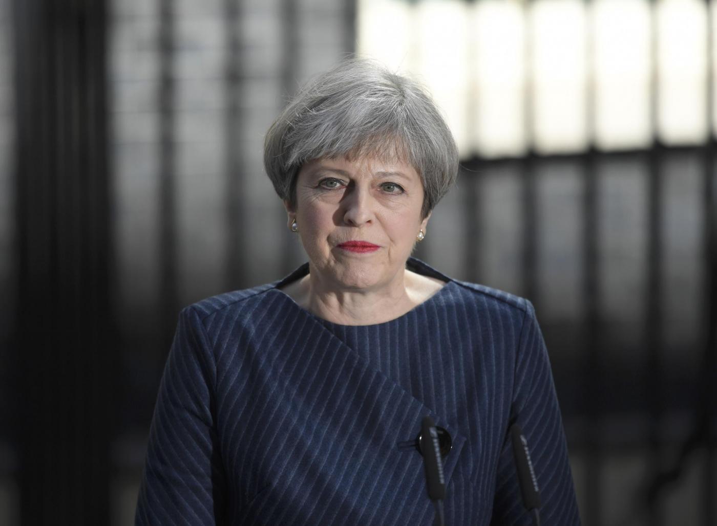 Theresa May annuncia a sorpresa elezioni anticipate in Gran Bretagna: al voto l'8 giugno