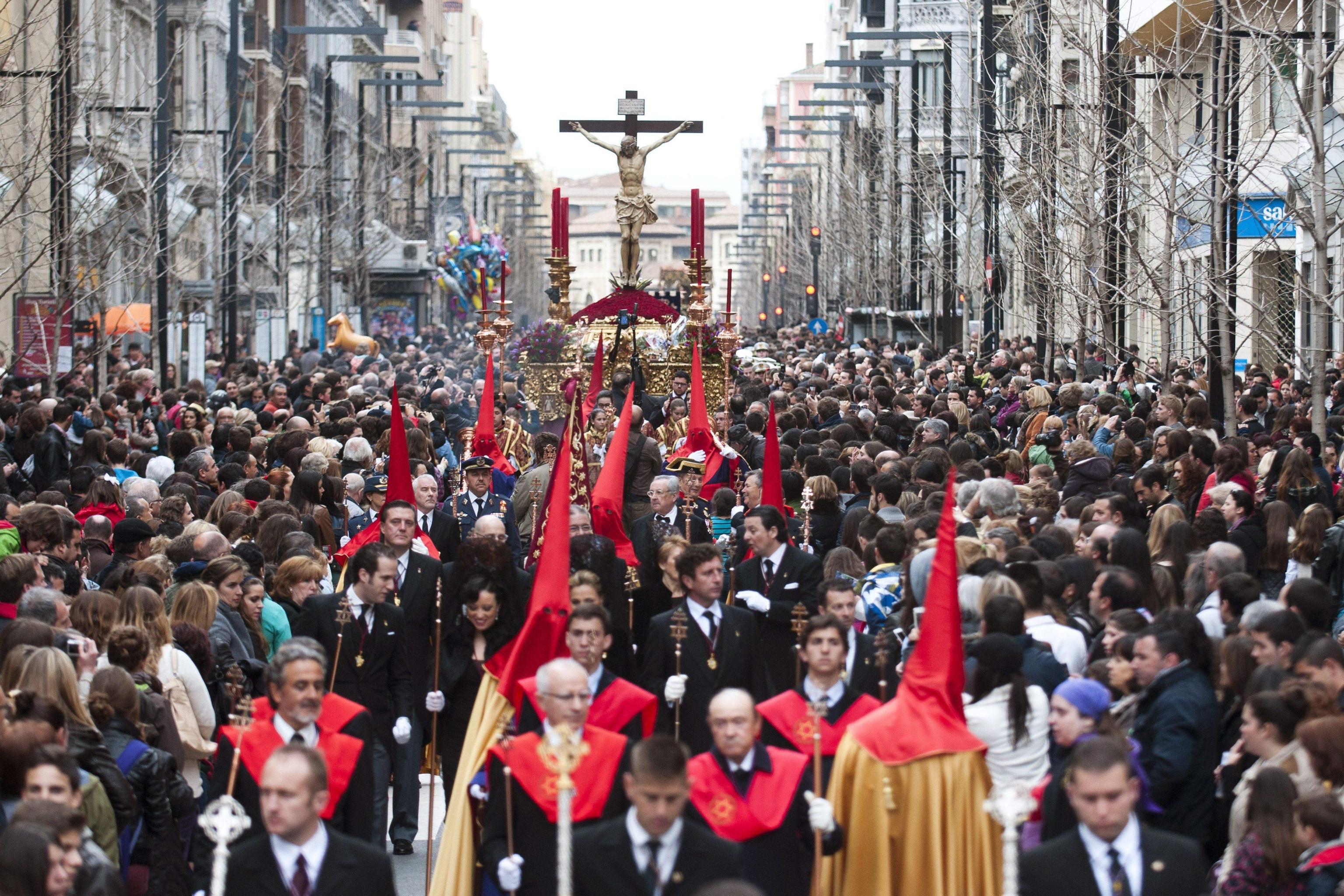 tradizioni pasquali nel mondo andalusia