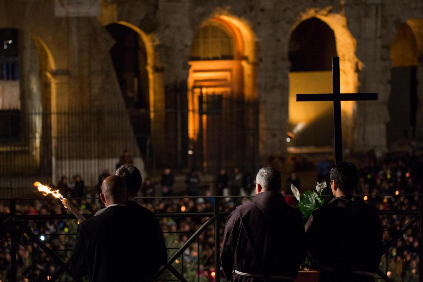 venerdì Santo, Via Crucis
