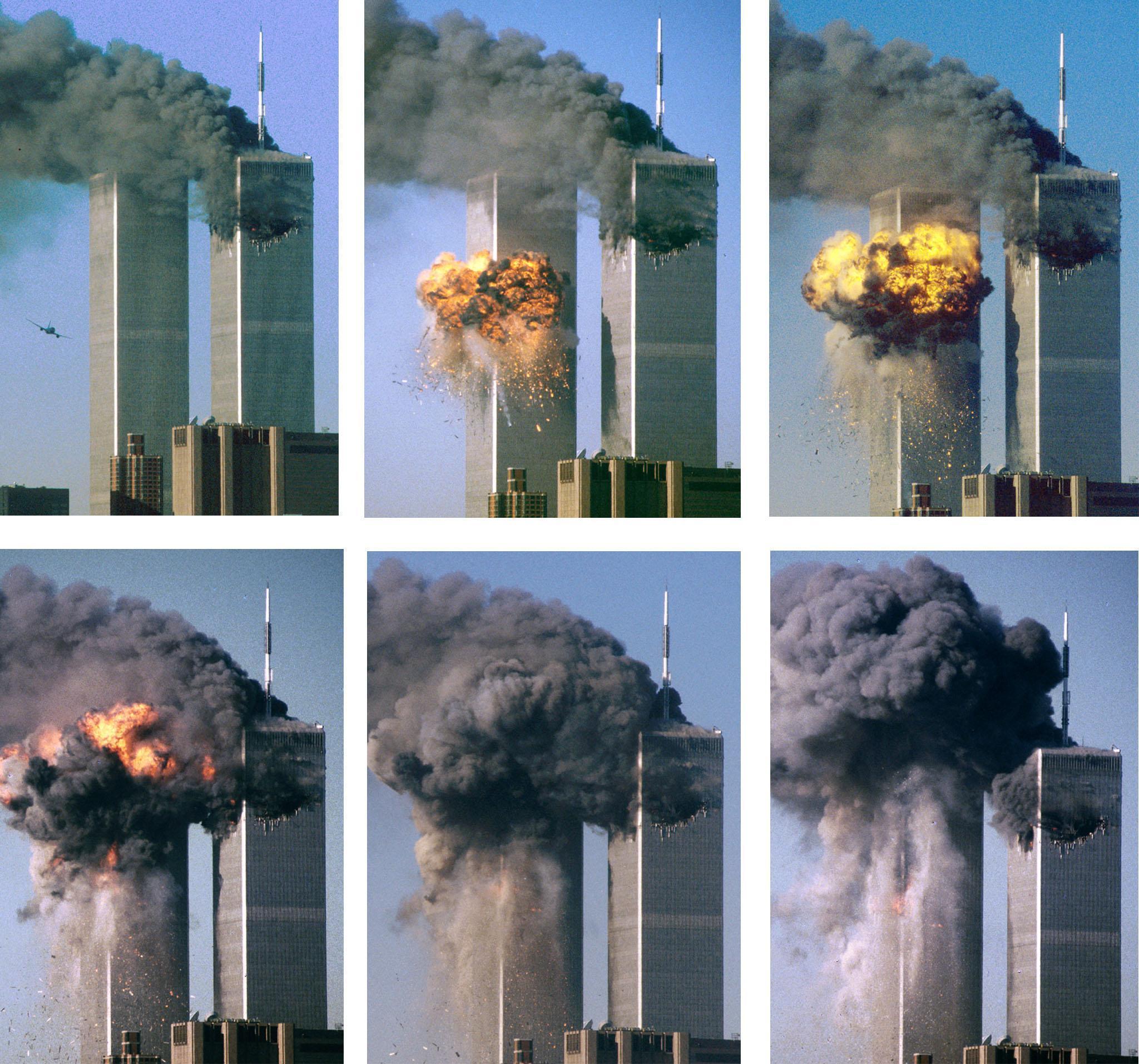 11/9: 11ESIMO ANNIVERSARIO DELLA STRAGE, L'AMERICA RICORDA